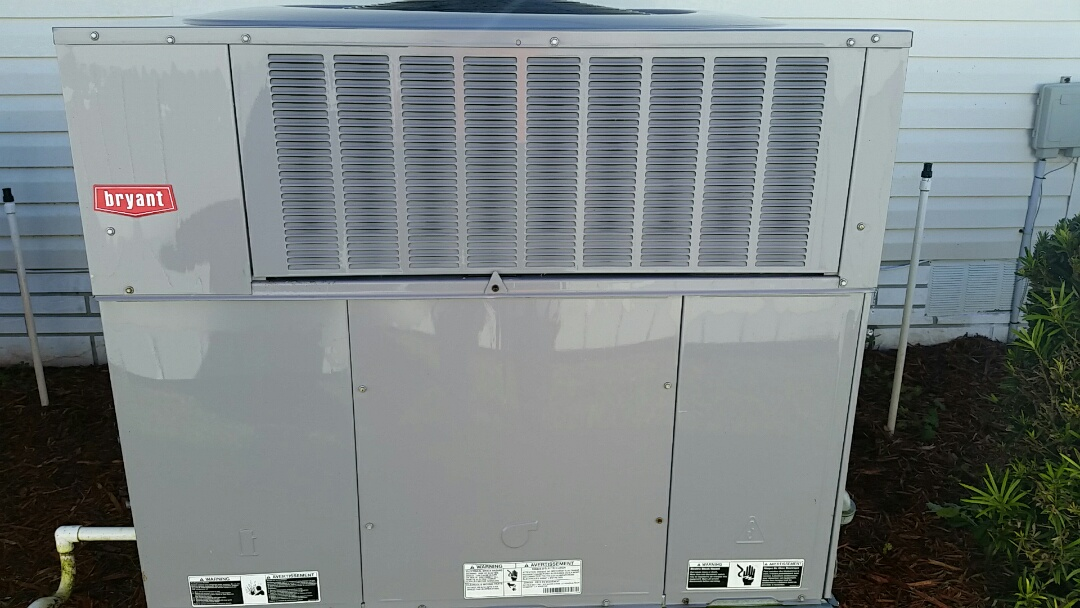 Satsuma, FL - Tune up bryant package heatpump system