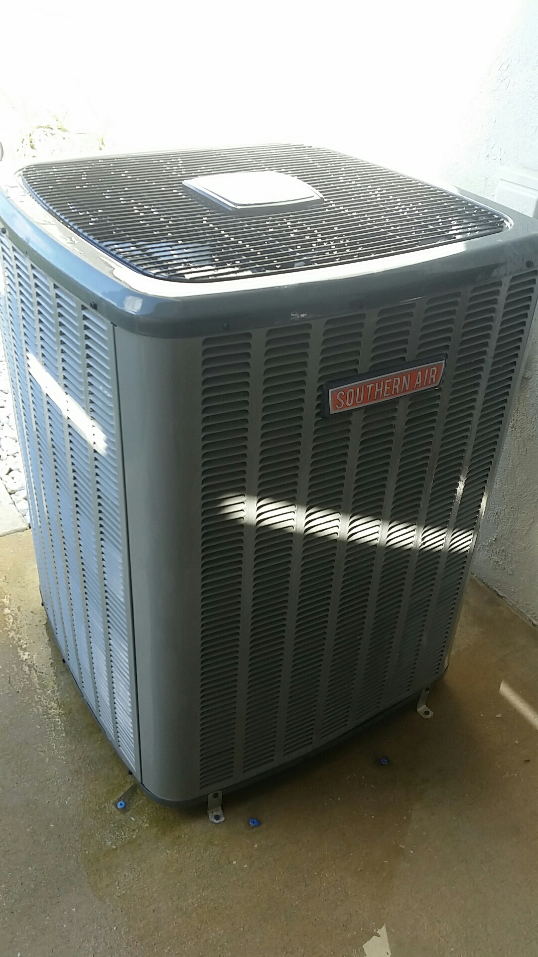East Palatka, FL - Maintenance on Southern Air comfort system heat pump