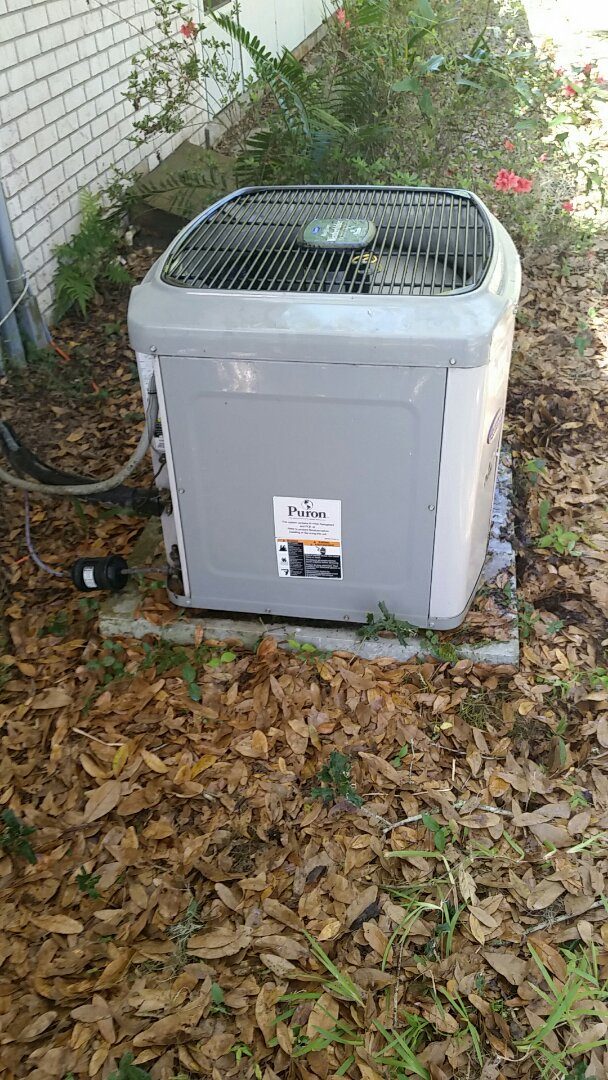 East Palatka, FL - Tune up carrier heatpump system