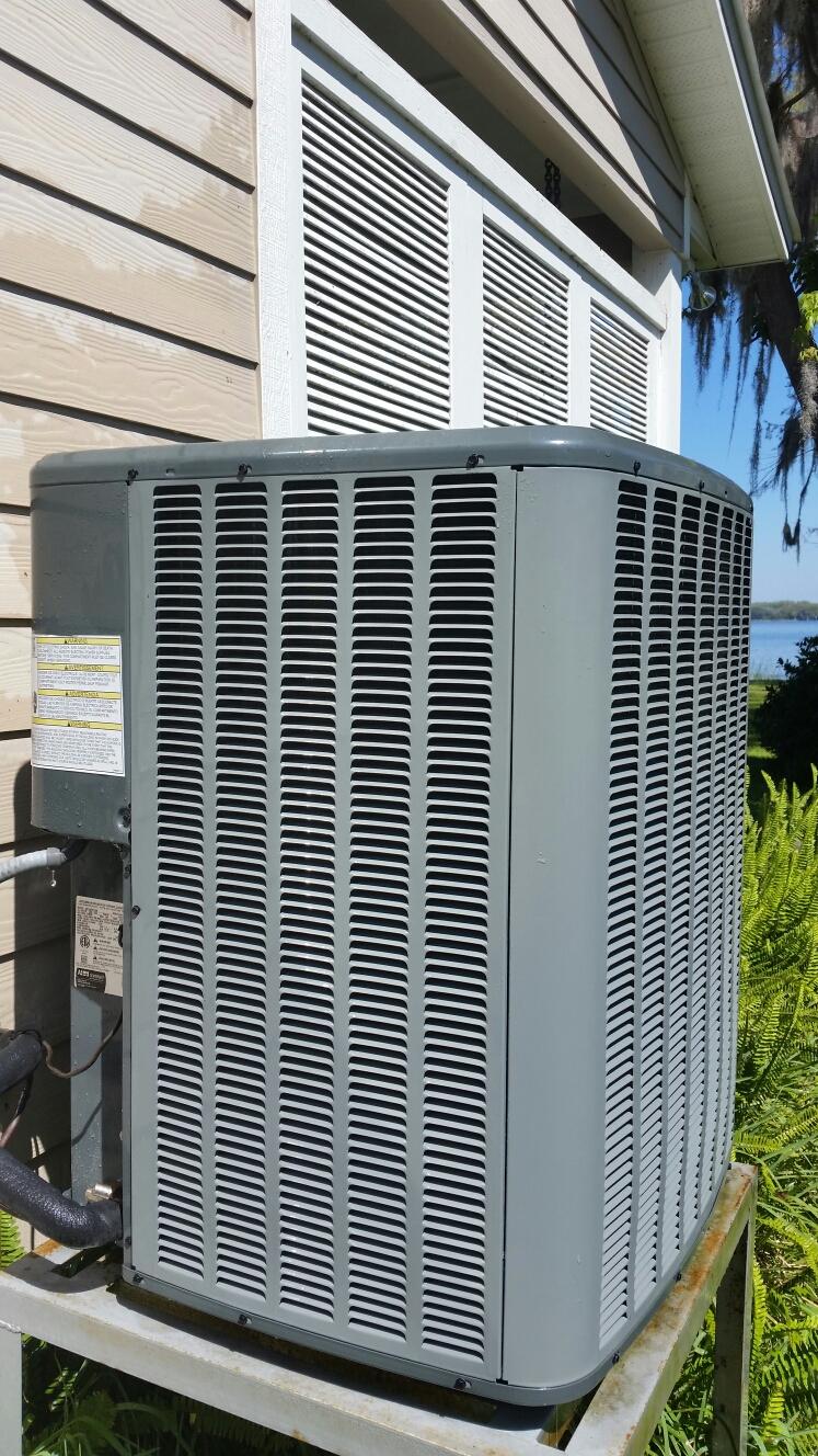 East Palatka, FL - Maintenance on Amana Heat Pump