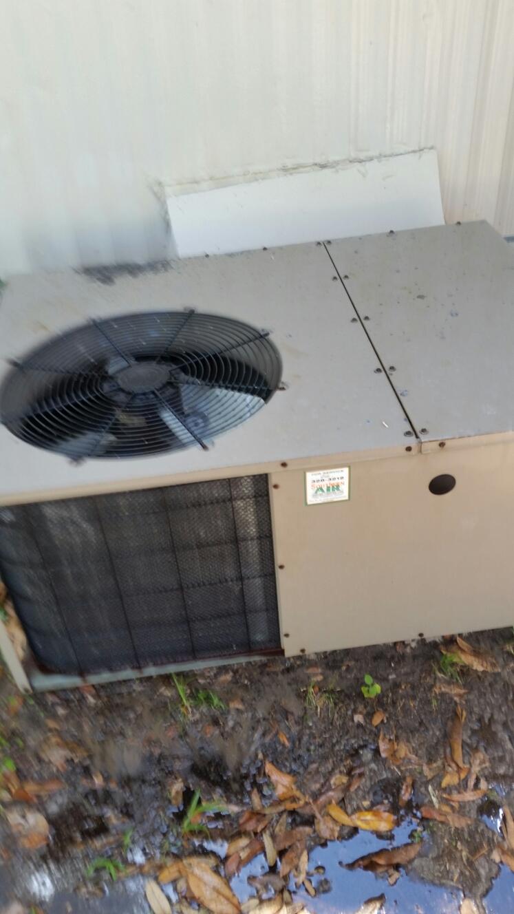 Interlachen, FL - Maintenance on nordyne heat pump