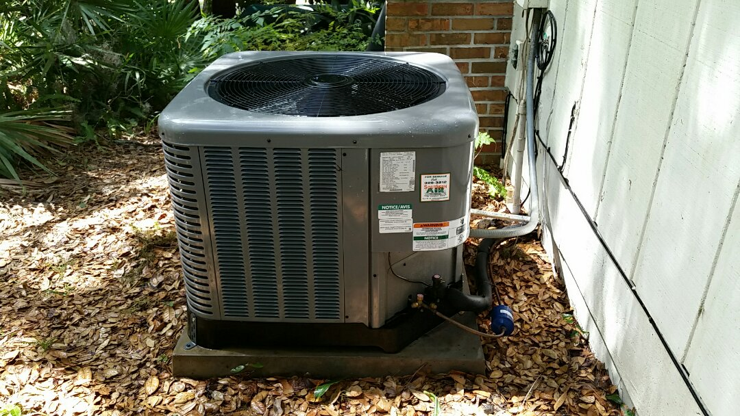 Pomona Park, FL - Tune up rheem split heatpump system