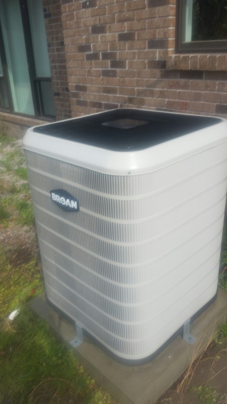 Crescent City, FL - Maintenance on broan heat pump