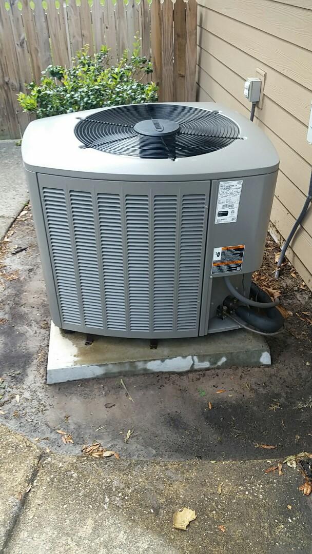 Palatka, FL - Tune up lennox heatpump system