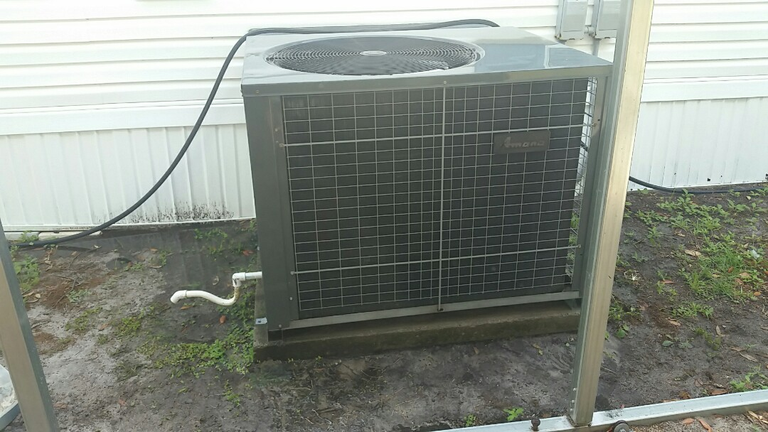 Satsuma, FL - Tune up Amana package heatpump system