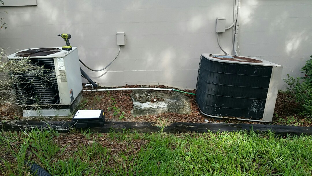 Interlachen, FL - Tune up 2 lennox heatpump systems