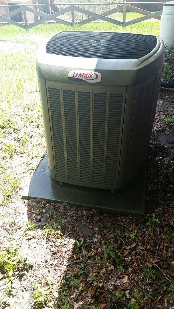 Crescent City, FL - Tune up lennox heatpump system