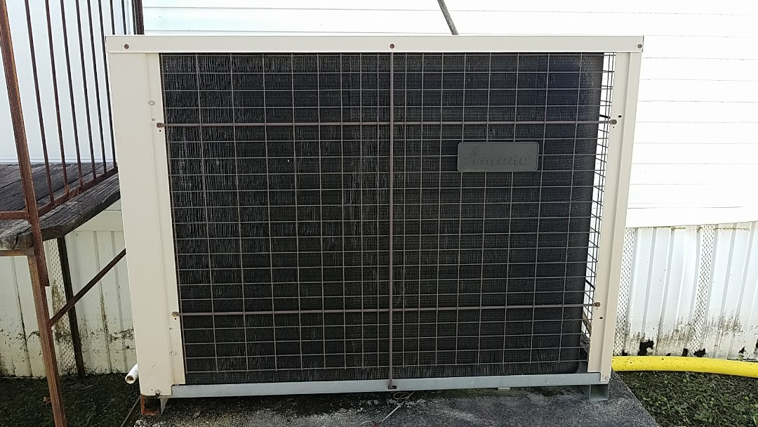 Welaka, FL - Tune up Amana package heat pump system