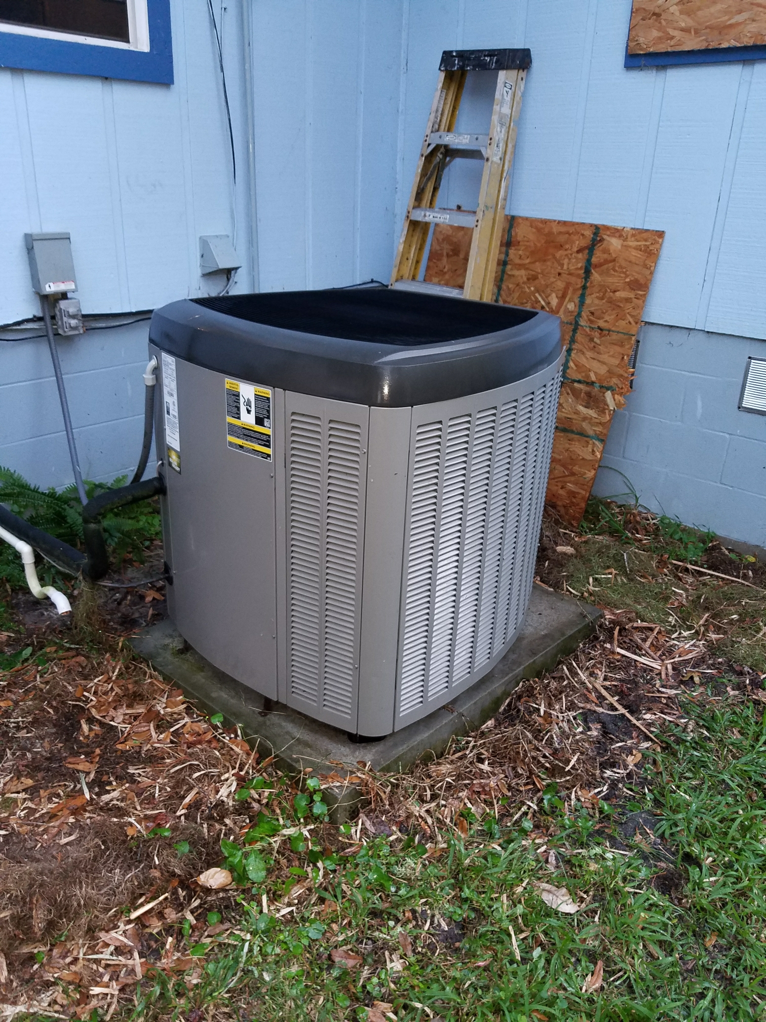 Green Cove Springs, FL - Maintenance on lennox