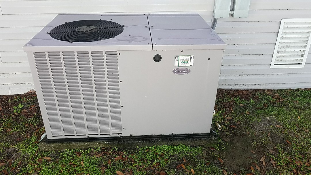 Satsuma, FL - Tune up carrier package heat pump system