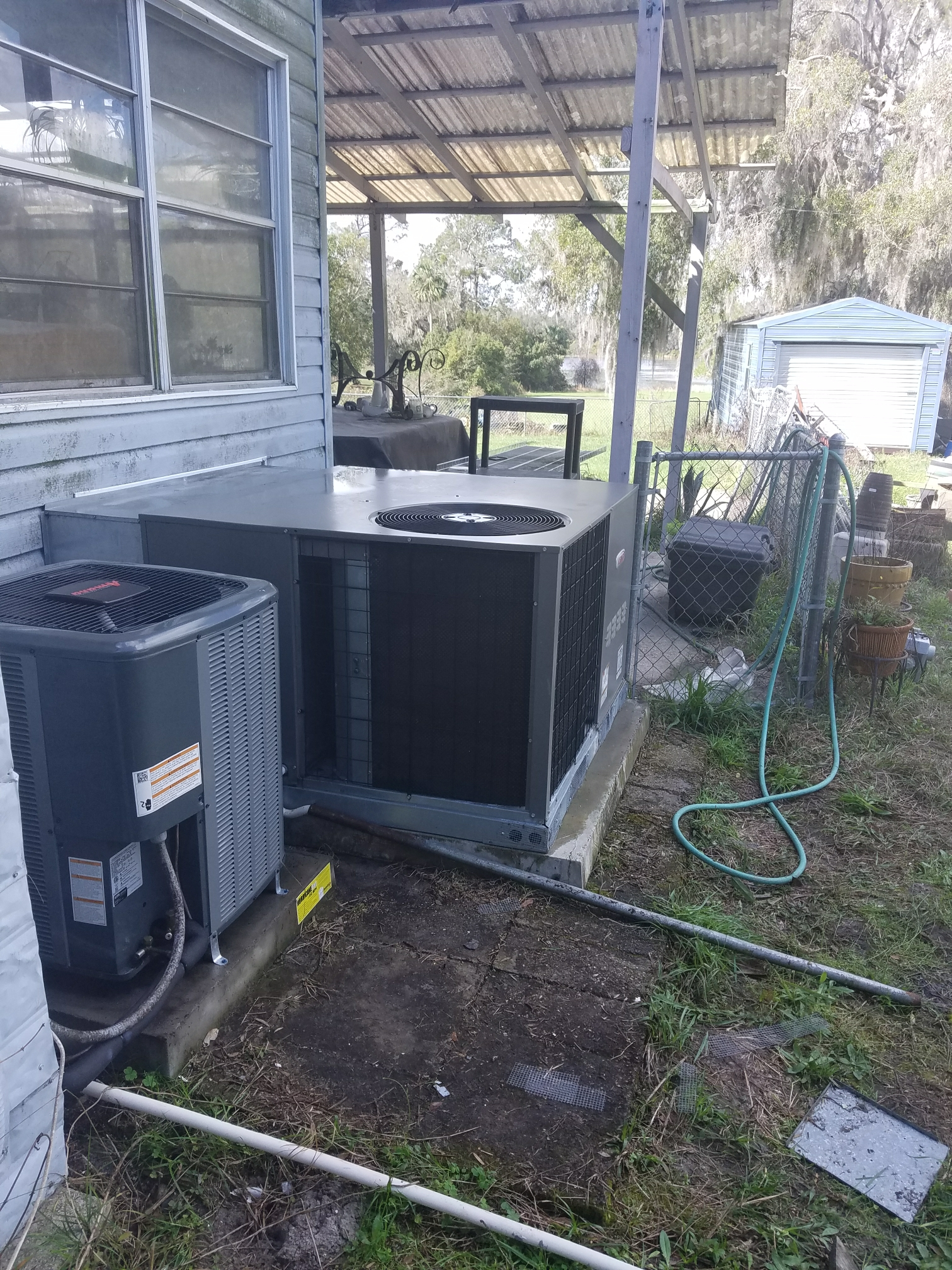 Pomona Park, FL - Maintenance on lennox and Amana