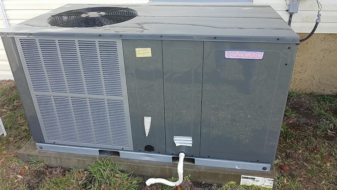 Pomona Park, FL - Tune up southern air system