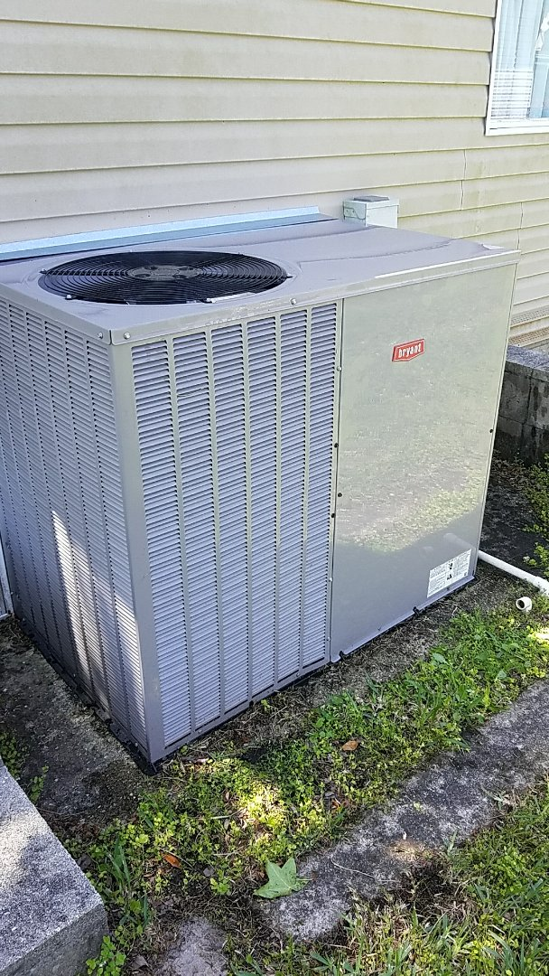 Elkton, FL - Tune up Bryant package heat pump system