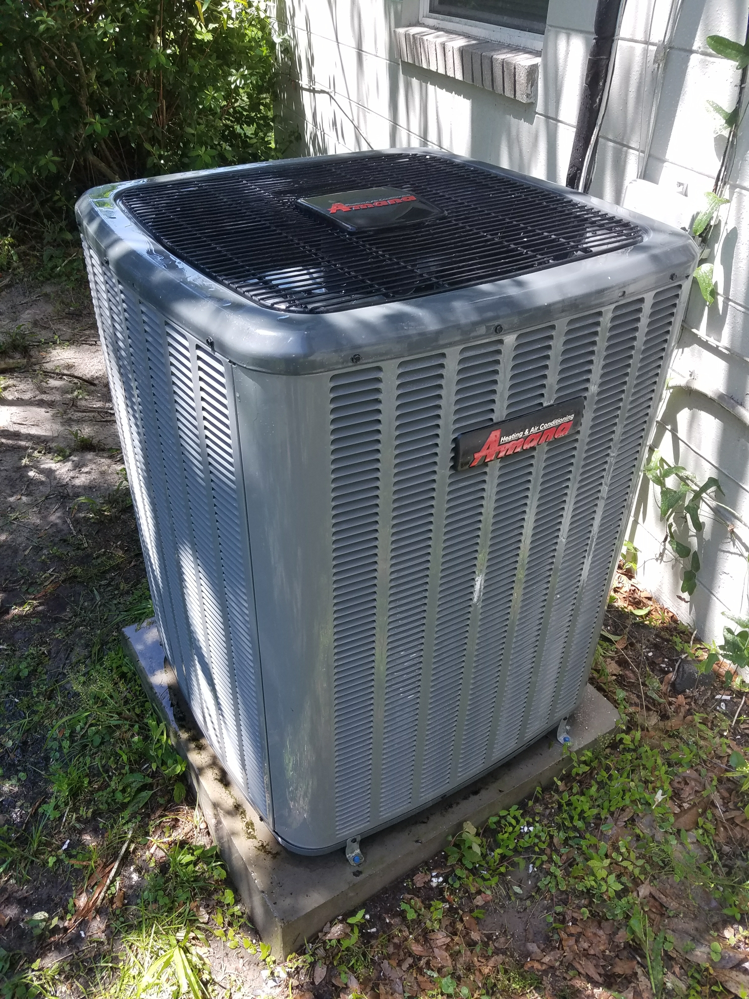 Interlachen, FL - Maintenance on Amana