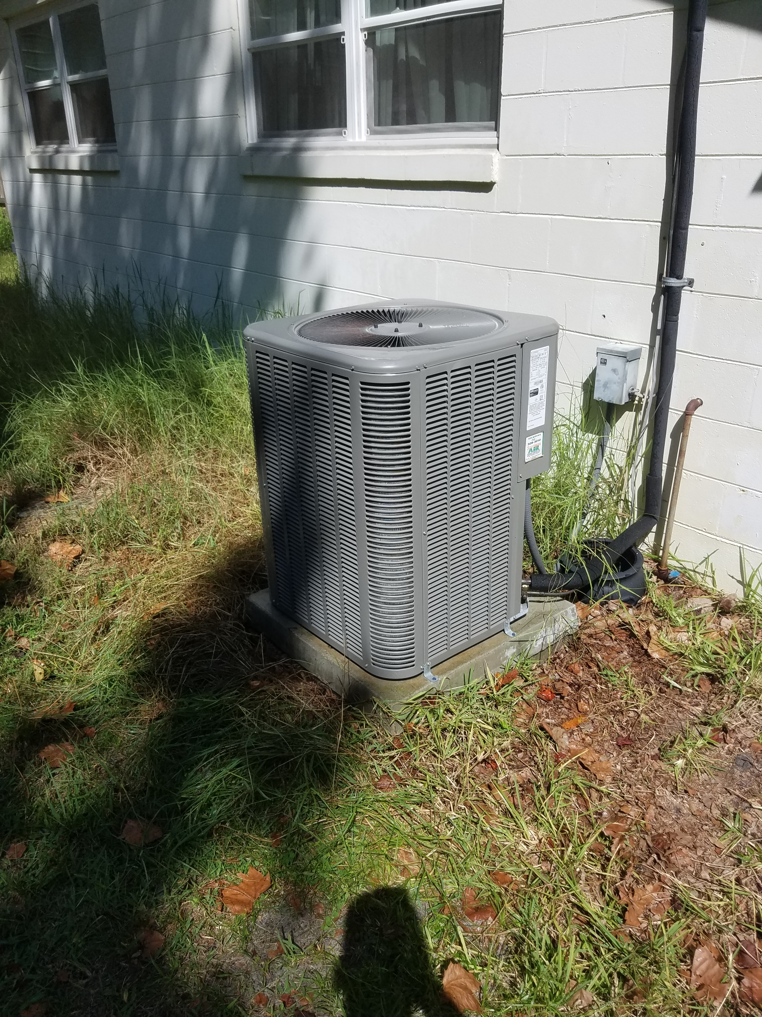 Palatka, FL - Maintenance on Lennox