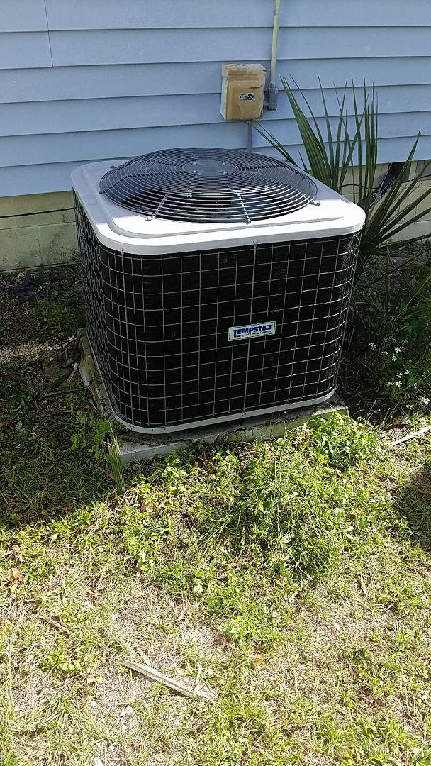 Pomona Park, FL - Tune up tempstart heat pump system