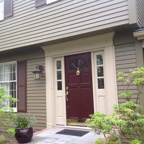 Medford Lakes, NJ - New Front Door