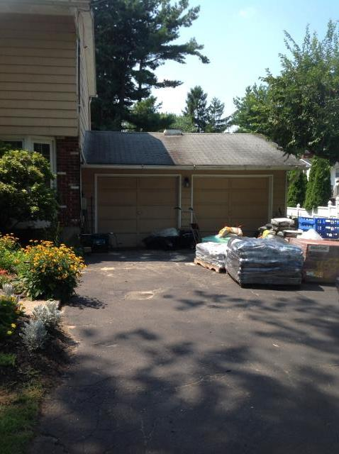 Cherry Hill, NJ - Putting on a new roof