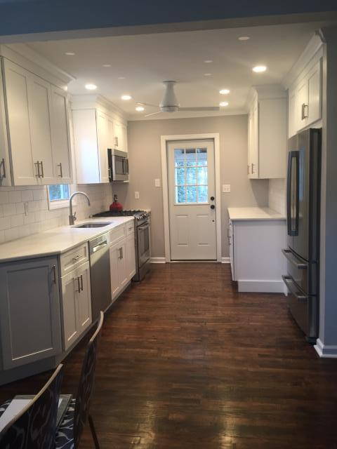 Moorestown, NJ - New Beautiful Kitchen!!!