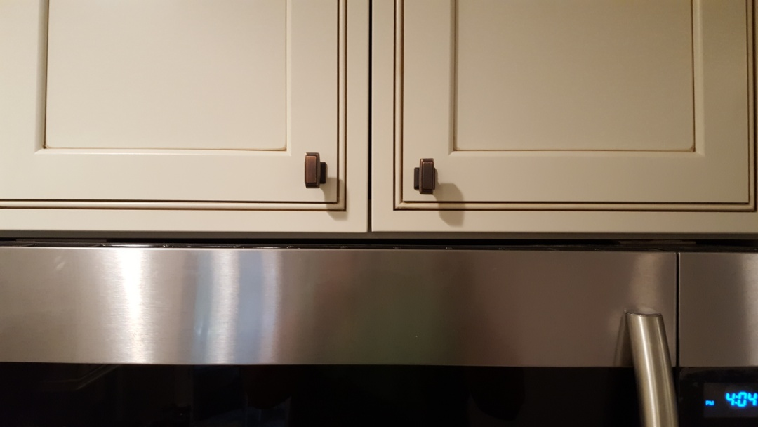 Mount Laurel Township, NJ - New vent added for stove top under new cabinets