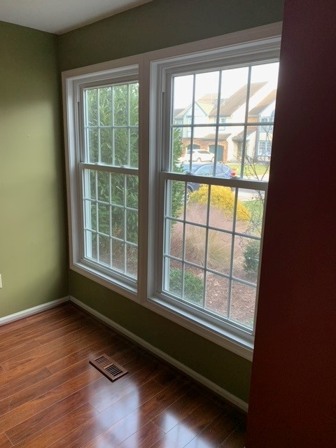 Medford Lakes, NJ - More beautiful window replacement, so much more efficient now. This customer will be saving some money come winter for heat and summer for air conditioning.
