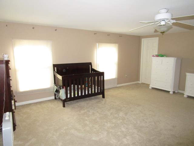 Cherry Hill, NJ - Added a new wall to create a new room for a new baby.