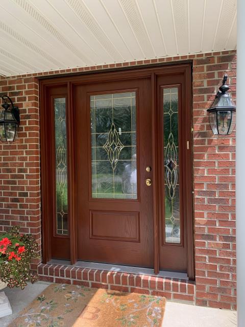 Evesham, NJ - Look at this striking front door