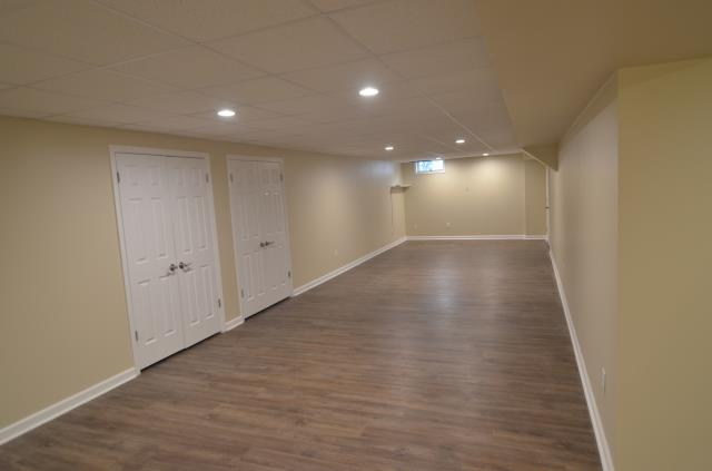 Marlton, NJ - Beautiful throw back to a great basement we completed a few months ago.  It was a pleasure working with Will and his wife Diane.