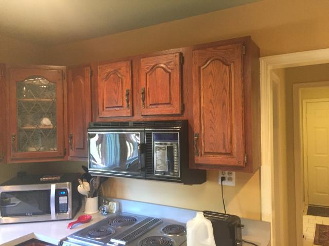 Westampton, NJ - New full overlay kitchen cabinets, granite counter tops, LED lighting and tile back-splash needed in Westampton.  Does your kitchen need a facelift ?  Call Nuss Construction today !