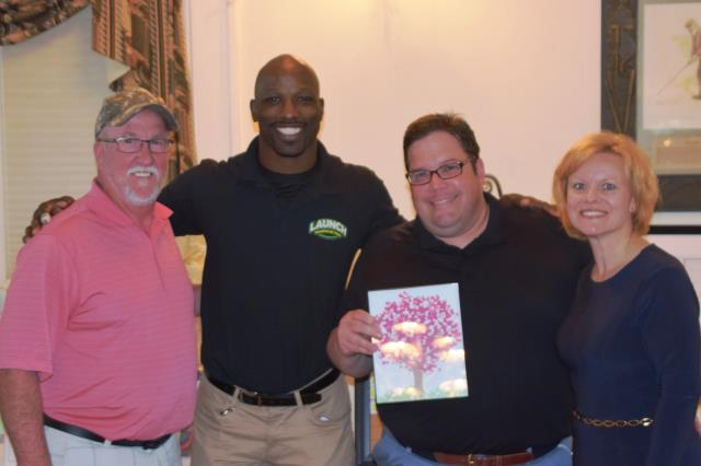 Westampton, NJ - Nuss was pleased to participate in Kingsway Learning Center's annual golf outing fundraiser.  www.kingswaylearningcenter.org  Special thanks to former Philadelphia Eagle Jason Avant http://launchdeptford.com/ for being our guest speaker and to Deerwood Country Club for being such great hosts !  http://deerwoodcc.com/