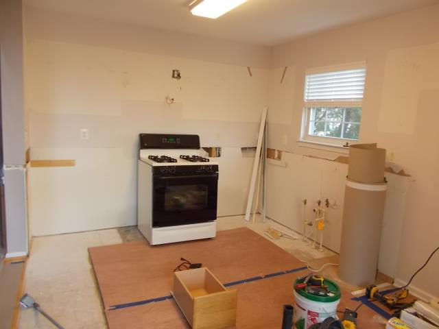 Evesham Township, NJ - Demolition is under way at our Marlton kitchen project !