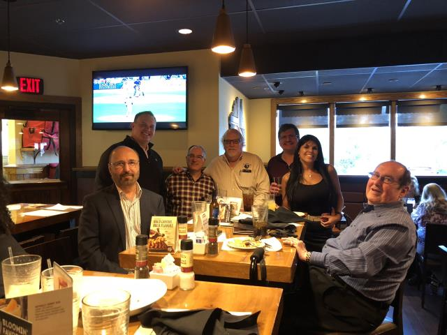 Medford, NJ - Nuss Construction was happy to sponsor Happy Hour for the Marlton Business Association and our guests last night at Outback Steakhouse in Marlton.  Thank you to the great team at Outback !  marltonbusiness.com