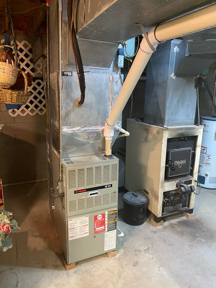 Galloway, OH - Proposed cost to replace propane furnace