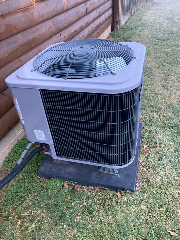 Groveport, OH - Troubleshooting a heat pump