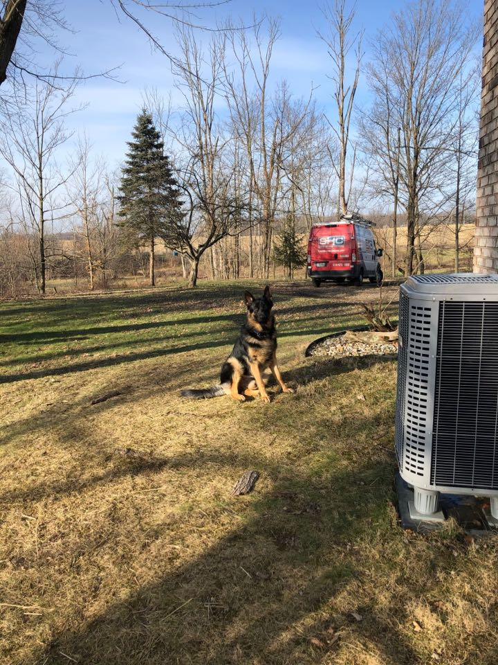 Lewis Center, OH - Heat pump issues