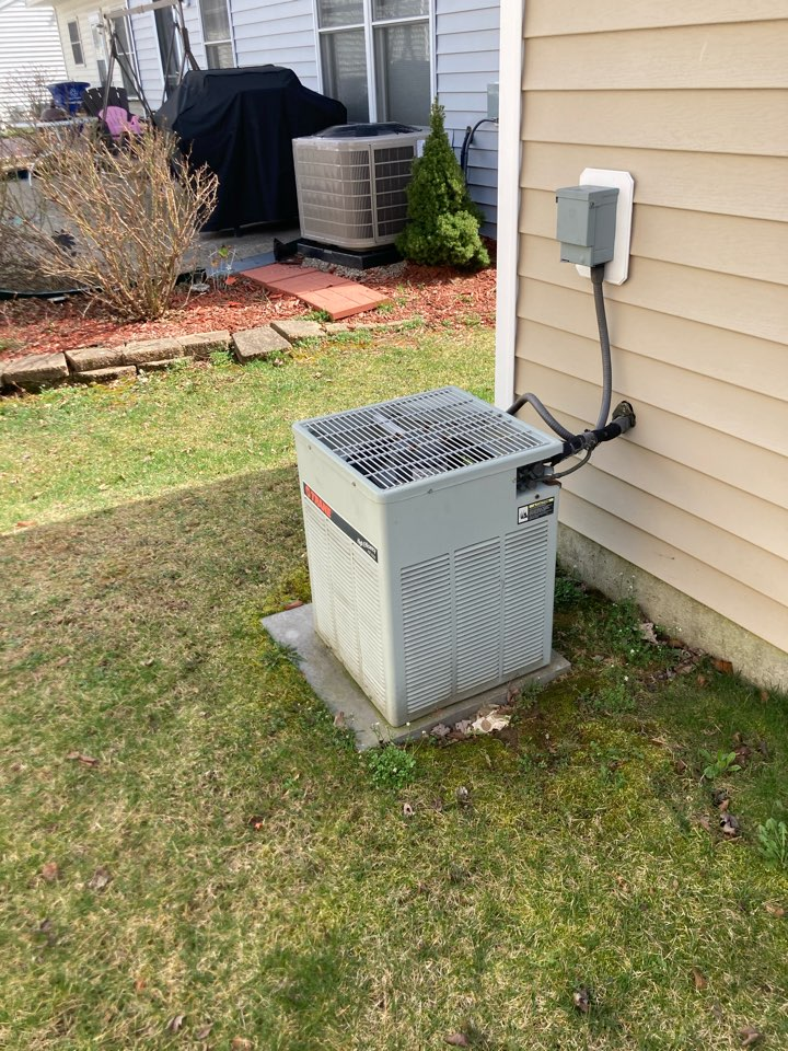 Quoting replacement furnace and a/c system