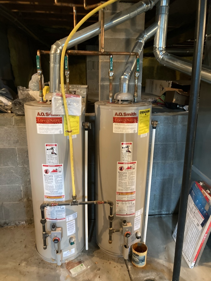 Reynoldsburg, OH - Quoting replacement water heater's