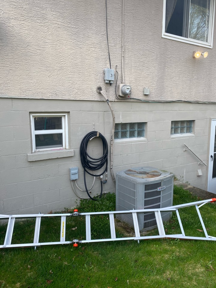 Westerville, OH - Proposed cost of installing air condition