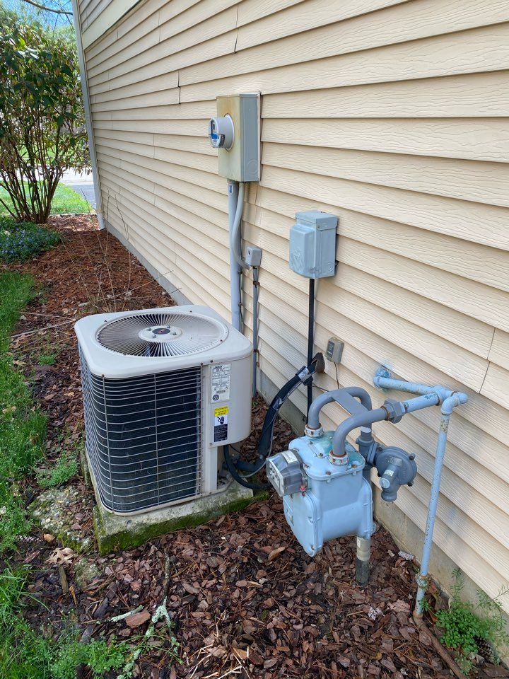 Powell, OH - Call proposed cost to install air condition