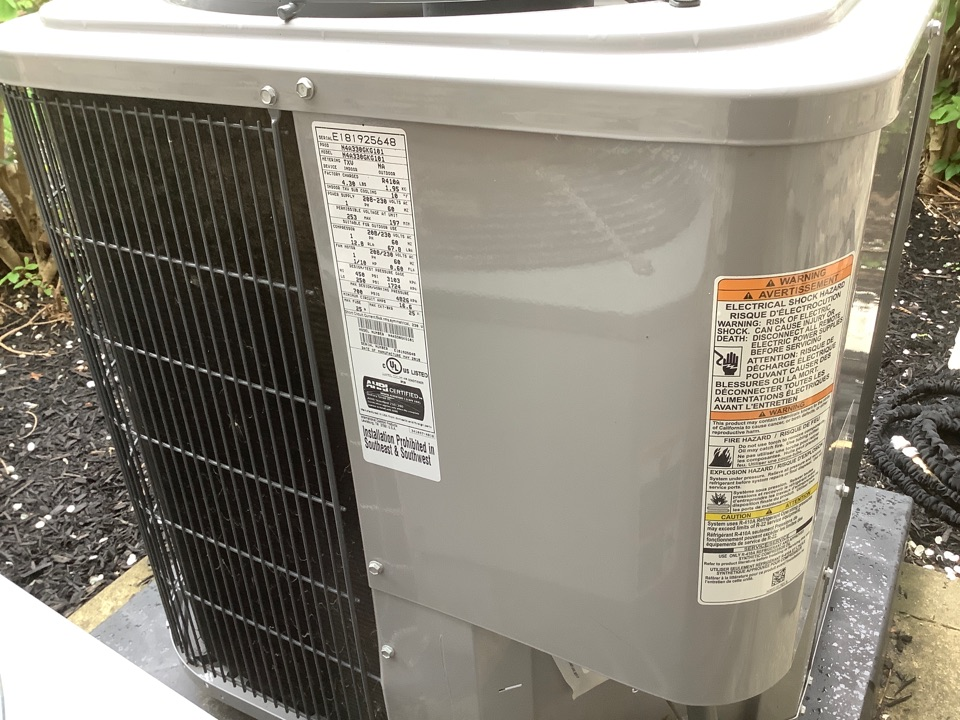 New Albany, OH - Ac check