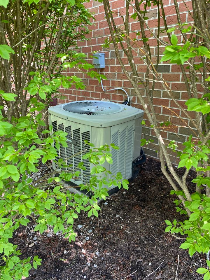 New Albany, OH - Proposed cost of installing air condition
