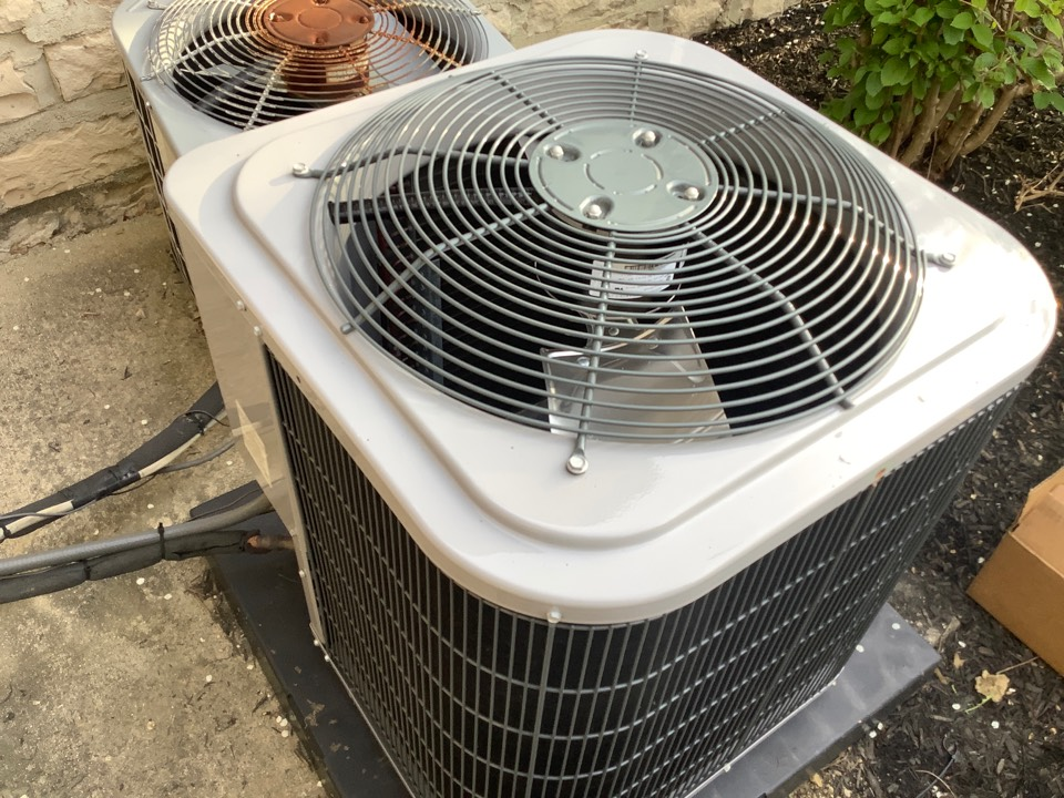 New Albany, OH - Replaced fan motor
