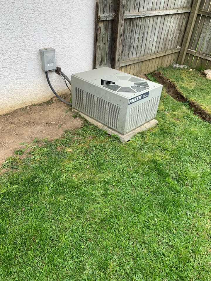 Quoting replacement HVAC system