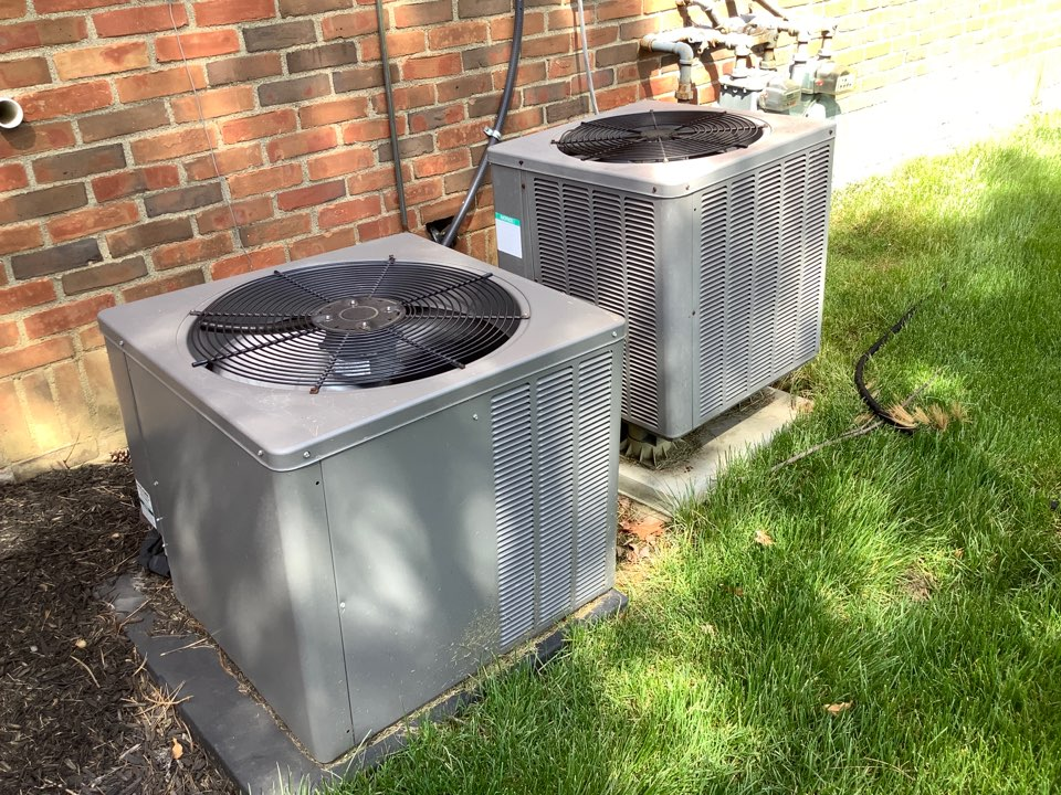 Westerville, OH - Double ac check