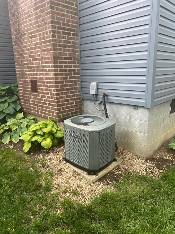 Dublin, OH - Proposed installation cost of installing air conditioner and furnace