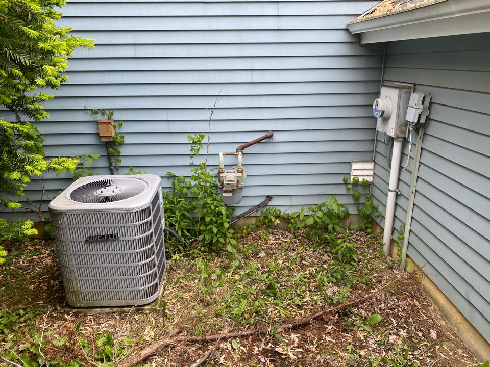 Columbus, OH - Proposed installation cost of replacing air condition