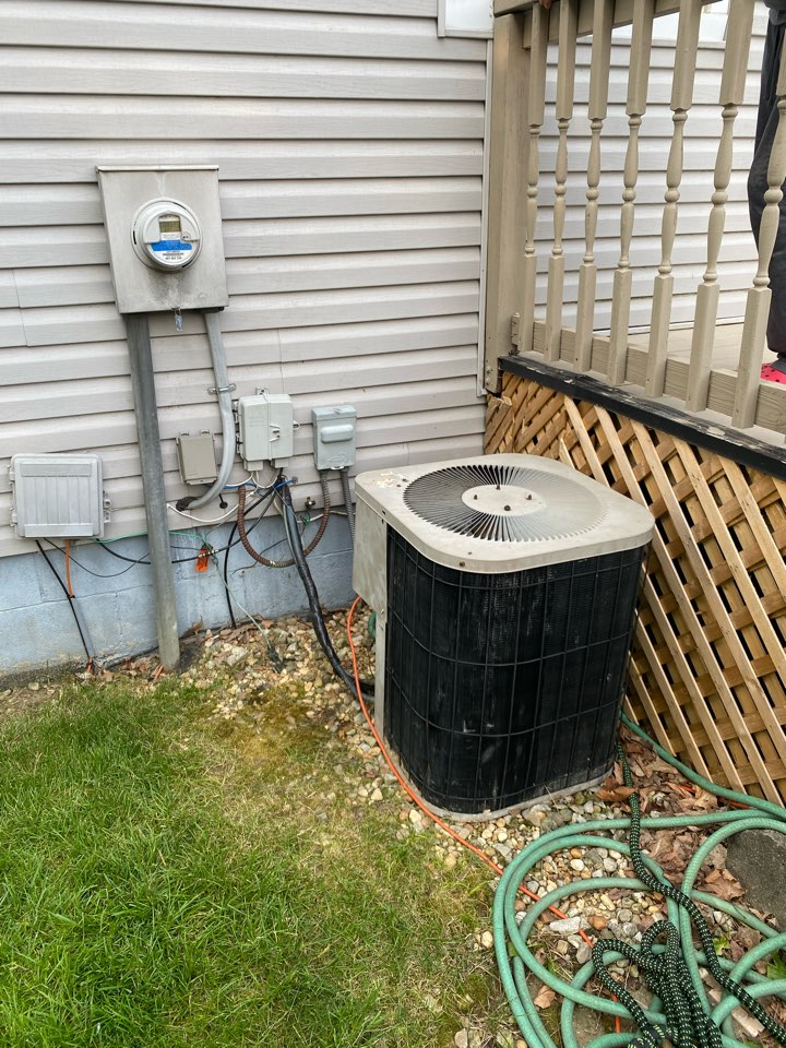 Grove City, OH - Cost to replace air conditioner. Cost to replace furnace