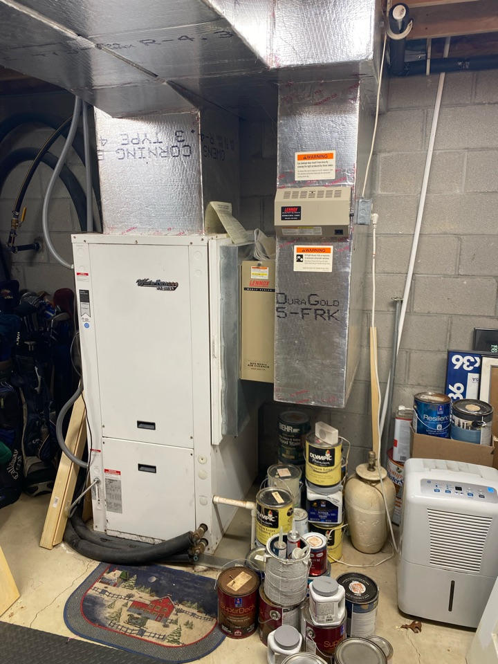 Cost to remove geothermal unit and install heat pump system