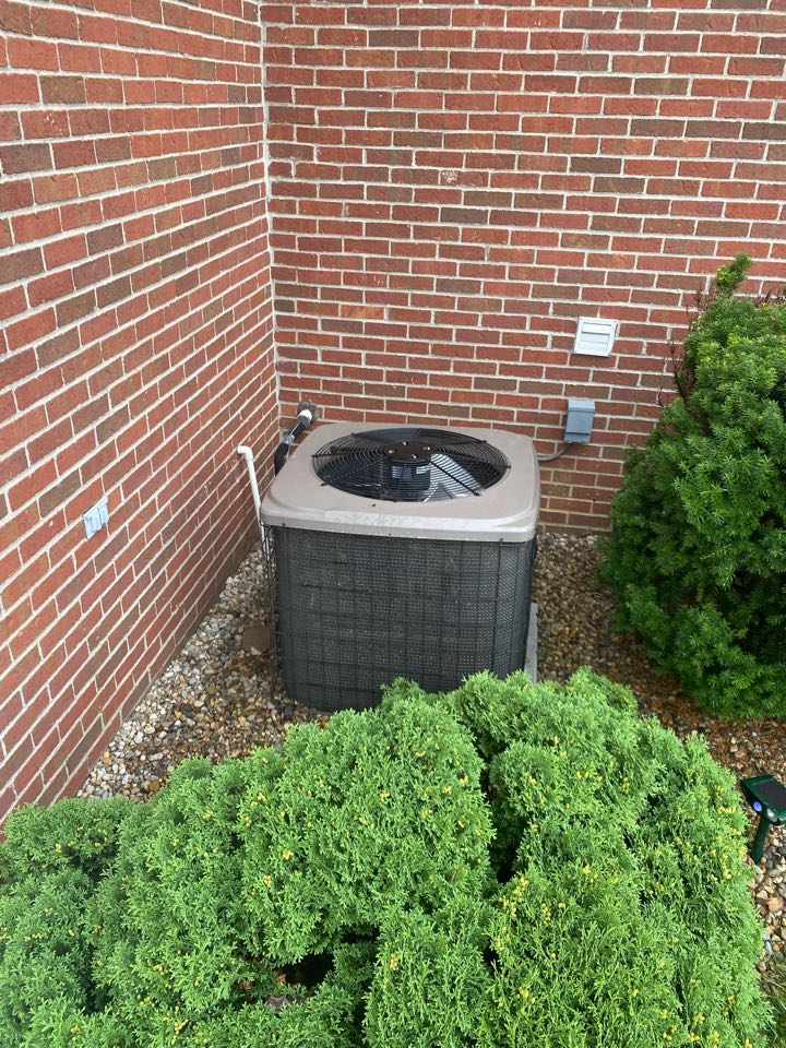 Proposed cost to replace air condition