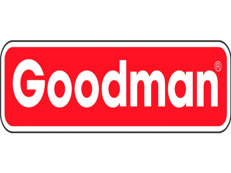 Performing maintenance on a 2020 Goodman air conditioner.